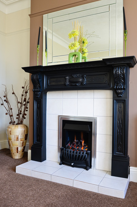 Gas Fire Place Installation